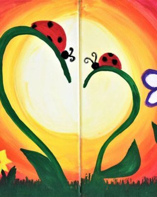 Mommy and Me Party (Lady Bug Sun)