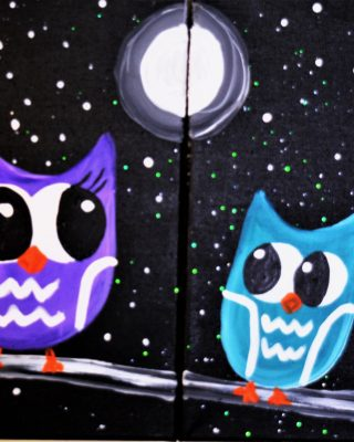 Mommy and Me Party (Night Owls)