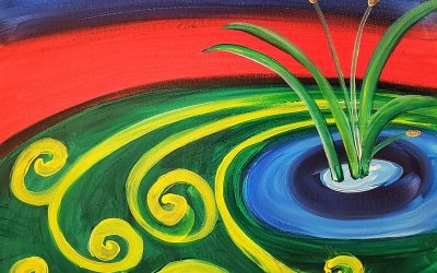 Private Paint Party (Cattail Pond)
