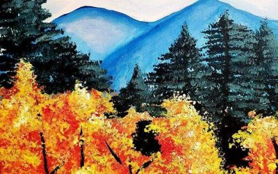 Private Paint Party (Summer Meets Fall)