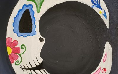 Private Paint Party (Sugar Skull Moon)