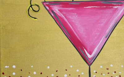 Pink Martini Paint Party (Private)