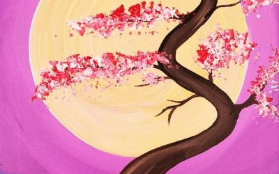 Private Paint Party (Bonsai Tree)