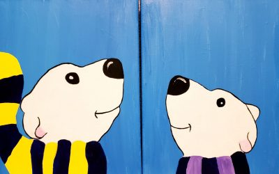 Private Paint Party (Polar Bears)