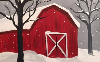 Private Paint Party (Red Barn)