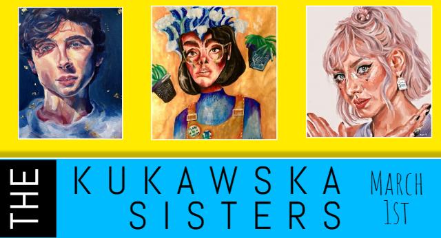 The Kukawska Sisters: Faces