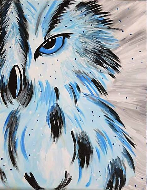 Private Paint Party (Mystic Owl)